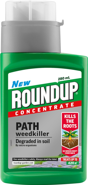 Roundup Path & Drive Concentrate - 280ml