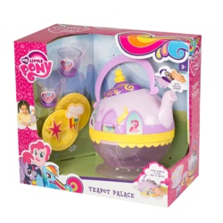 My Little Pony Teapot Palace