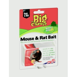The Big Cheese Natural Mouse & Rat Bait