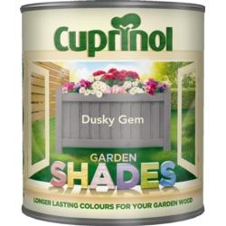 Cuprinol Garden Shades 1L Dusky Gem