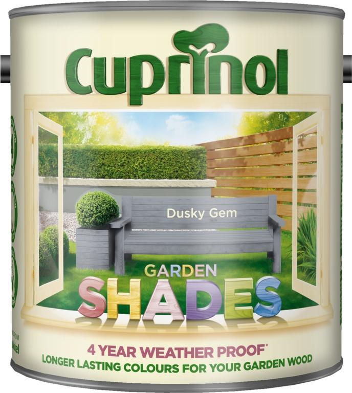 Cuprinol Garden Shades 2.5L - Dusky Gem