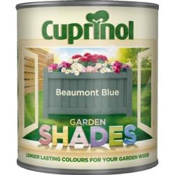 Cuprinol Garden Shades 1L Beaumont Blue
