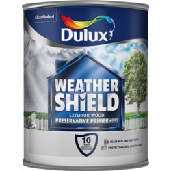 Dulux Weathershield Preservative Primer Plus 750ml