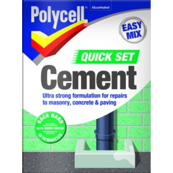 Polycell Quick Set Cement Polyfilla