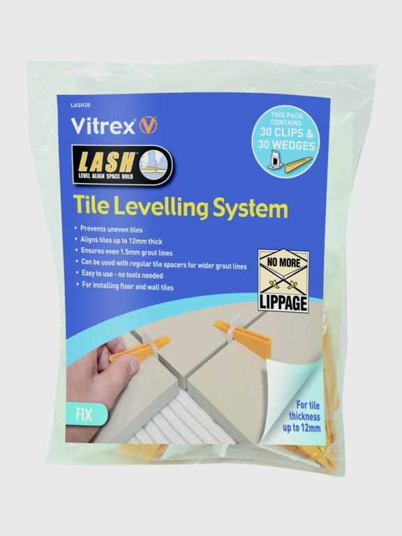 Vitrex Tile Levelling System - Pack 30