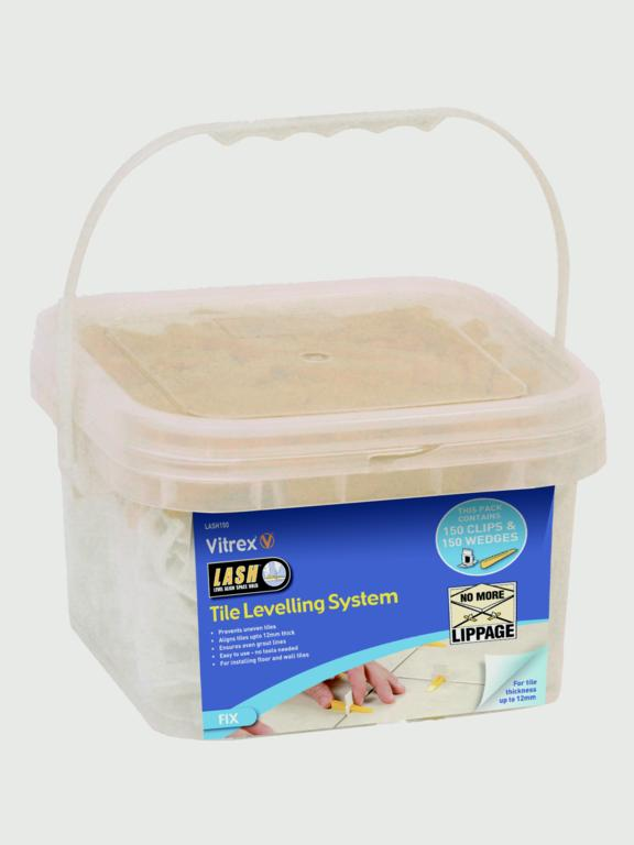 Vitrex Tile Levelling System - Pack 150