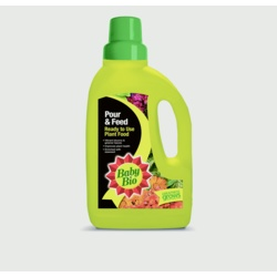 Baby Bio Pour & Feed