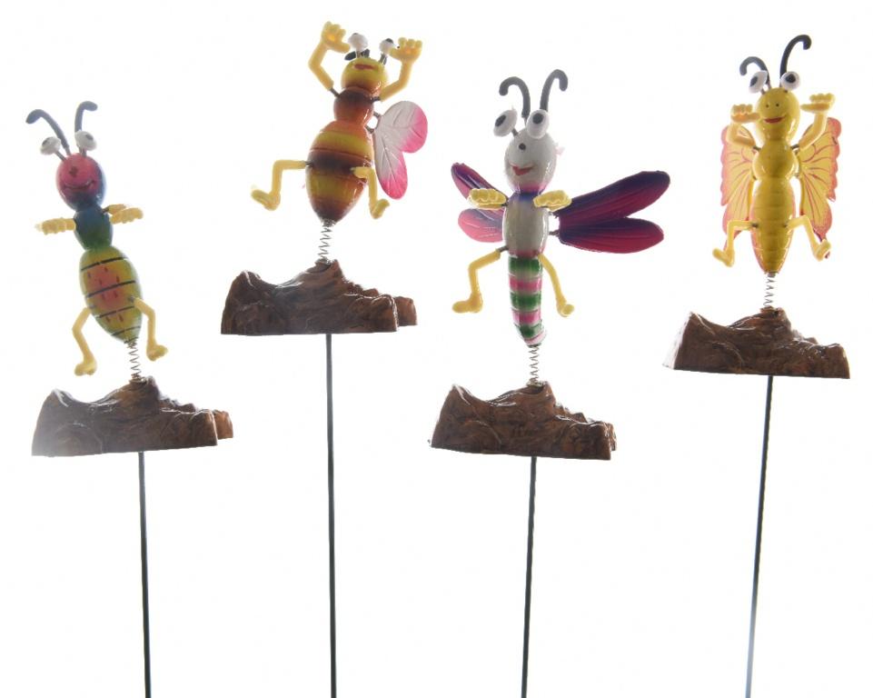 Kaemingk Insect On Tree Pick - 15 x 8