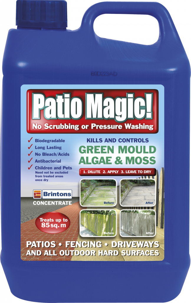 Patio Magic Patio Cleaner - 2.5L