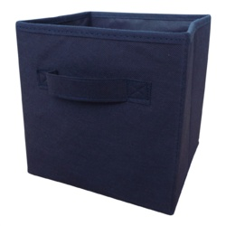 H & L Russel Blue Foldable Storage Box