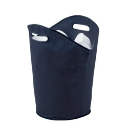 H & L Russel Handled Laundry Hamper