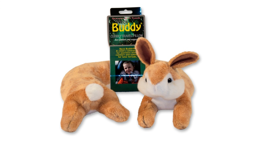 Eurax Neck Buddy - Rabbit