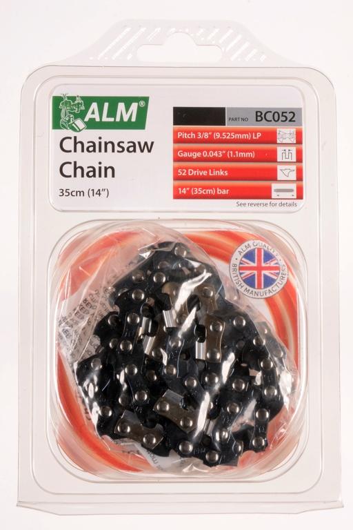 "ALM Chainsaw Chain (3/8"" 043x52dl)"