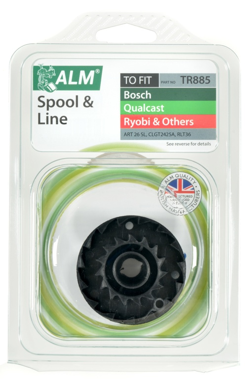 ALM Trimmer Spool & Line