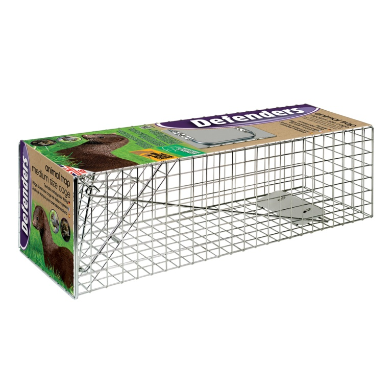 Defenders Animal Trap - Medium Size Cage