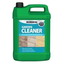 Ronseal Garden Cleaner - 5L