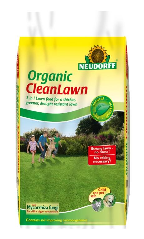 Neudorff Clean Lawn - 8kg
