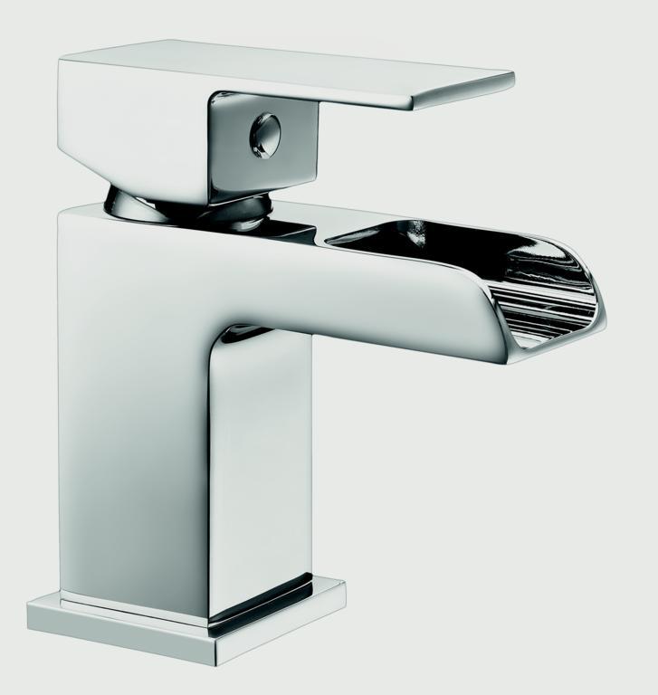 SP Cloakroom Basin Mixer Tap - H: 115mm D: 85mm