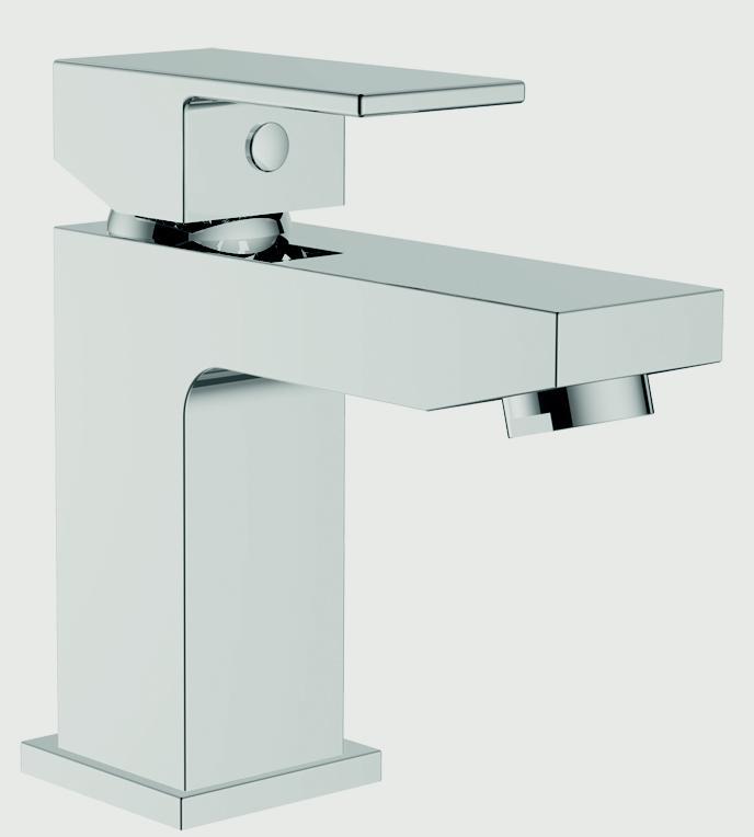 SP Ellen Cloakroom Basin Mixer Tap - W: 48mm H: 133mm D: 135mm