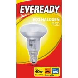 Eveready Eco R50 Clear E14 SES Boxed