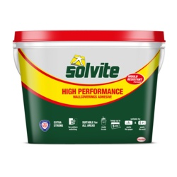 Solvite High Performance Ready Mix Wallcovering Adhesive