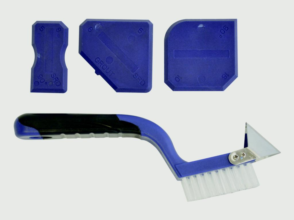 Vitrex Grout & Silicone Remover & Finishing Kit