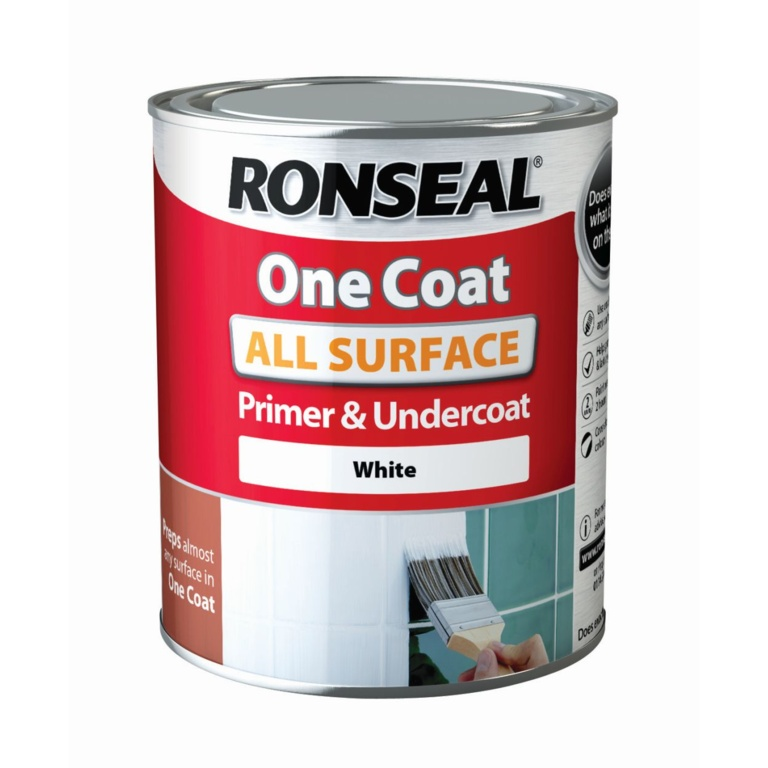 Ronseal All Surface Primer & Undercoat - 750ml
