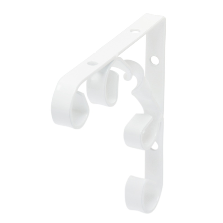 B!organised Ornamental Bracket White - 10x10
