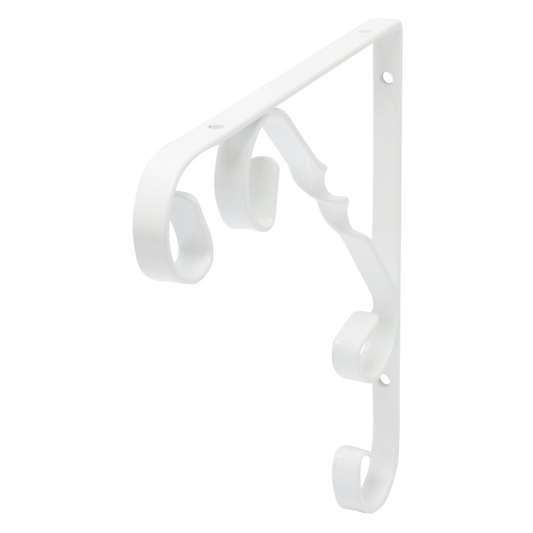 B!organised Ornamental Bracket White - 20x20