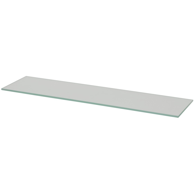 B!organised 4XS Glass Shelf - 60x15cm