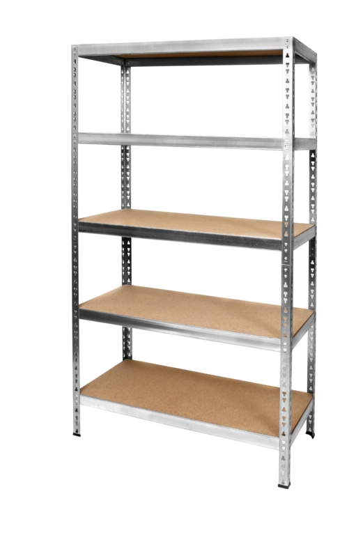 B!organised Heavy Duty Metal Free Standing Unit - 5cm