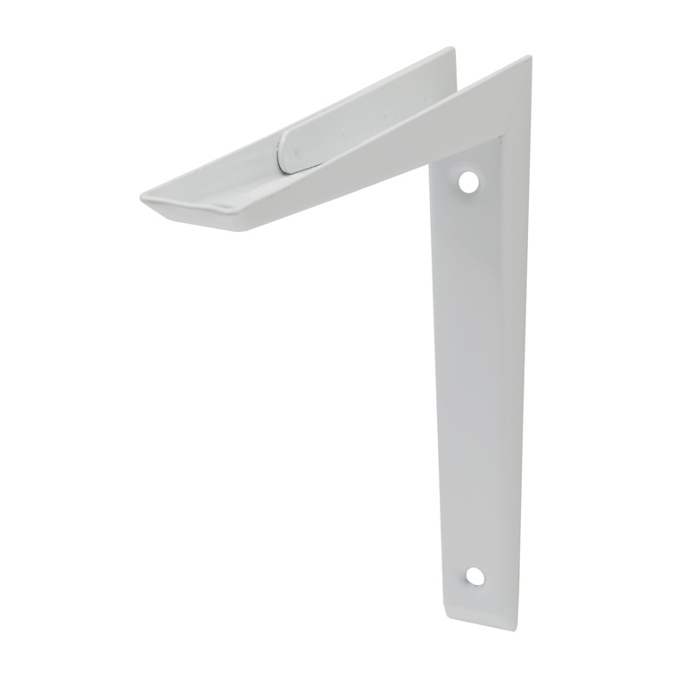 B!organised Mitred Bracket White - 20x20