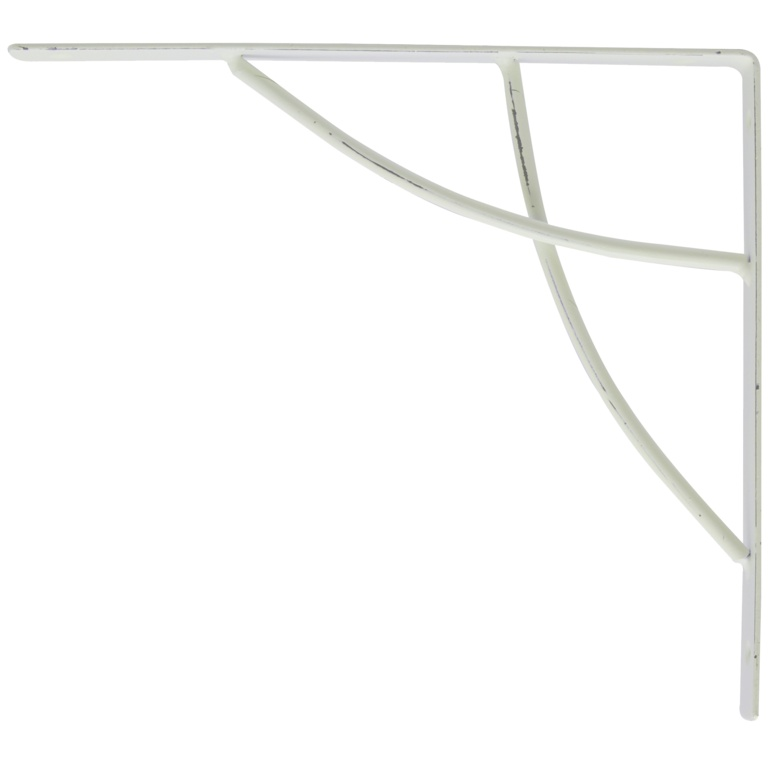 B!organised Modern Bracket White Old - 19x22