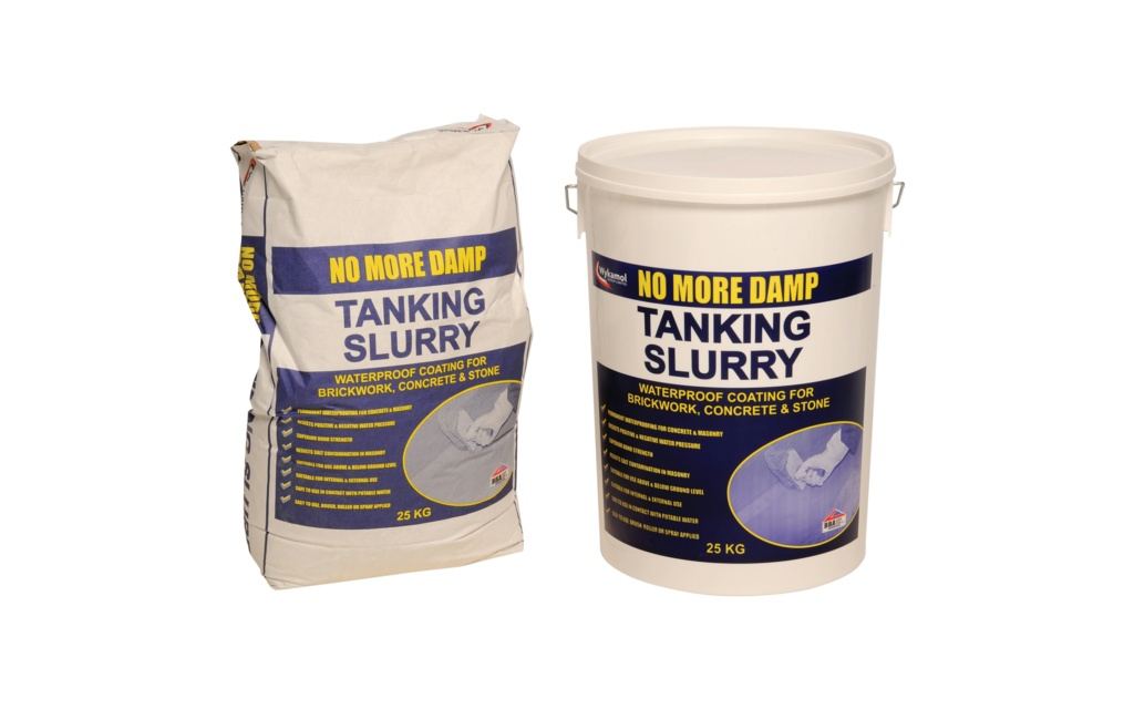 No More Damp Tanking Slurry Bag In A Bucket - 20kg