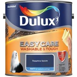 Dulux Easycare Matt 2.5L Sapphire Salute