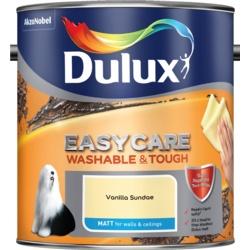 Dulux Easycare Matt 2.5L Vanilla Sundae
