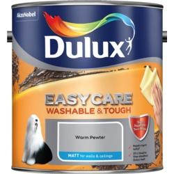 Dulux Easycare Matt 2.5L Warm Pewter