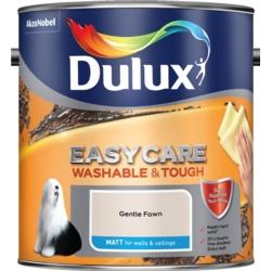 Dulux Easycare Matt 2.5L Gentle Fawn
