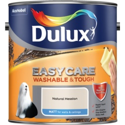 Dulux Easycare Matt 2.5L Natural Hessian