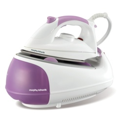 Morphy Richards Steam Generator Iron With Ceramic Sole Plate