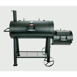 Premier Char Griller Competition Offset Charcoal Smoker BBQ