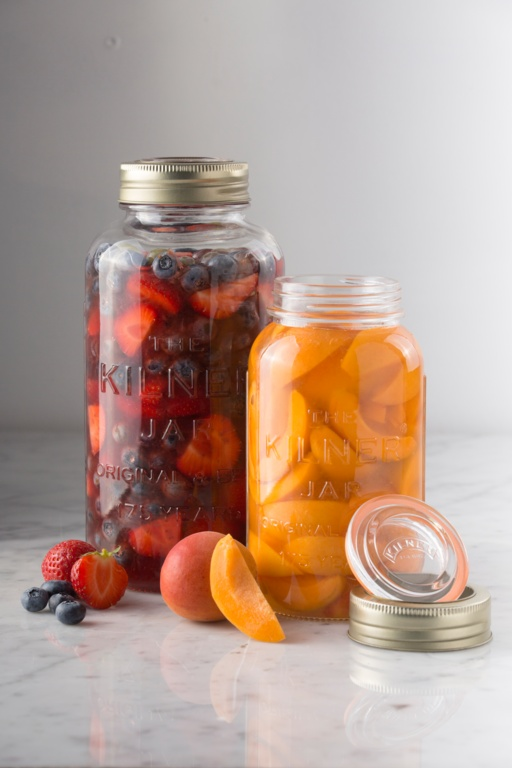 Kilner Anniversary Screw Top Jar - 0.75L