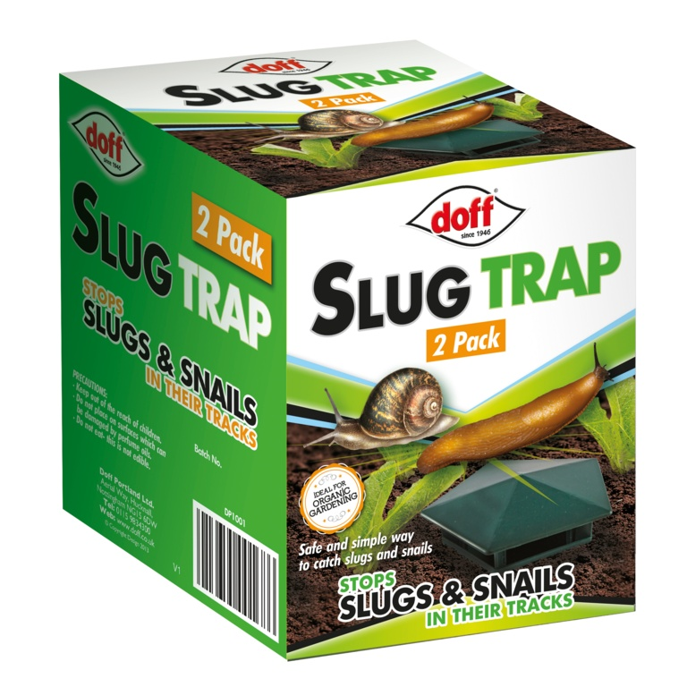 Doff Slug Trap - Pack 2