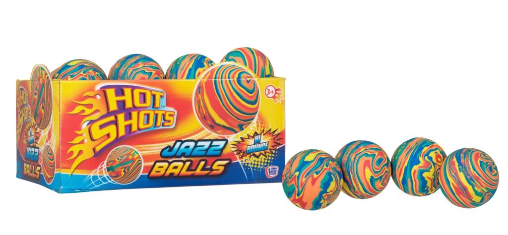 Hot Shots Hi Bounce Jazz Balls