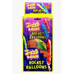 HTI Rocket Balloons