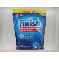 Finish All In One Tablets Max Shine