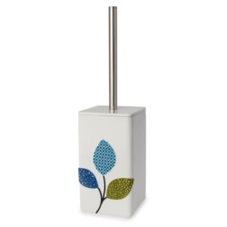 Blue Canyon Botanic Toilet Brush Holder