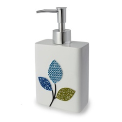 Blue Canyon Botanic Soap Dispenser