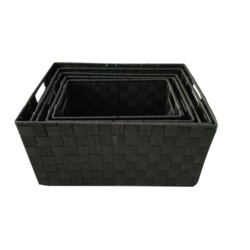 Blue Canyon Monaco Storage Baskets