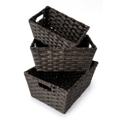 Blue Canyon Venice Storage Basket